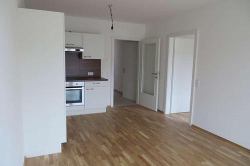 Helle 2 Zimmer Wohnung mit Balkon beim LKH