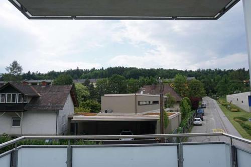 Wohnen und Arbeiten in LKH-Nähe! 3-Zimmerwohnung mit Balkon - perfekt fürs Home Office!