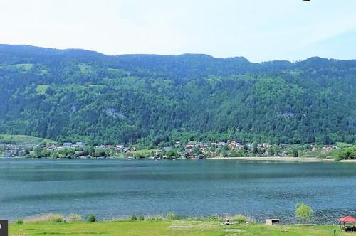 Augenweide - Ossiacher See