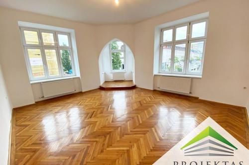 Großzügige 4 Zimmer Altbauwohnung mit Küche - ab sofort verfügbar! | 360° Rundgang online!