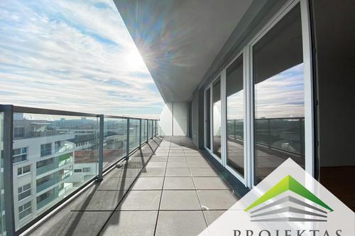 Perfekte 3 Zimmerwohnung mit großer Terrasse und Küche - ab sofort verfügbar!