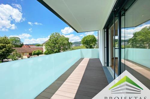 Exklusive 3 Zimmer-Neubauwohnung mit Küche & Balkon in Linz-Katzbach