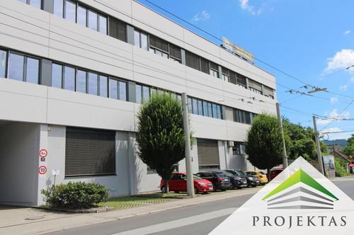 """Bürofläche nahe der """"Grünen Mitte"""" in Linz - ausreichend Parkflächen inklusive! (Erweiterung möglich!)"""