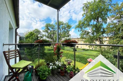 Schöne 4 Zimmerwohnung mit Balkon - toll aufgeteilt!