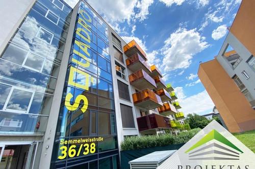Moderne 3 Zimmerwohnung mit großem Balkon & Küche! - Jetzt als BONUS 1 Monat mietfrei!