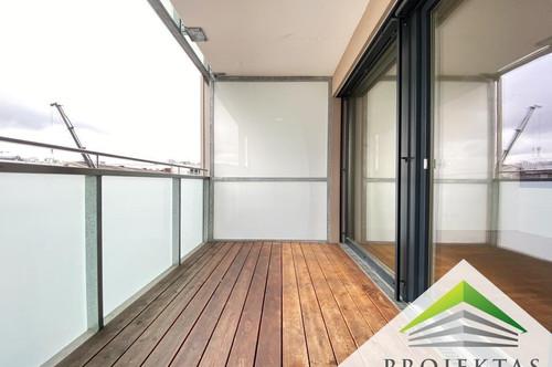 Moderne 3 Zimmer Neubauwohnung mit Küche und Loggia - ab sofort verfügbar!