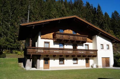 Zweitwohnsitz - Wohnhaus mit 2 Appartements im schönen Gailtal
