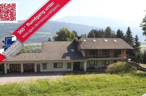 Spittal Nähe: Großzügiges Mehrfamilienhaus zwischen Spittal und Villach!