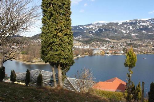 RESERVIERT Kleiner Bungalow mit Blick auf den Millstätter See!