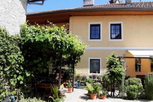 Außergewöhnliches Wohnhaus im Gailtal