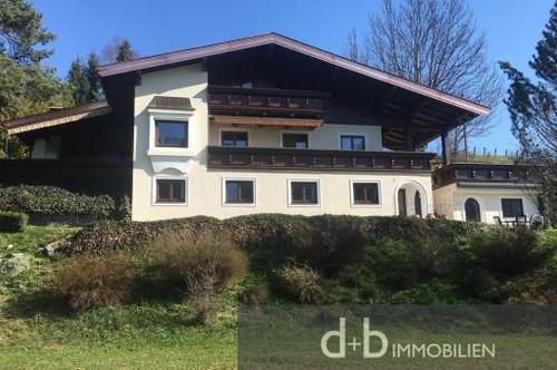 Landhaus in Leogang mit touristischer Vermietung und Zweitwohnsitznutzung