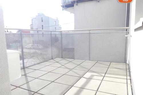 3D- Tour! Citynaher Lifestyle mit Badezugang zum Kaiserwasser - Top Neubauwohnung mit Balkon!