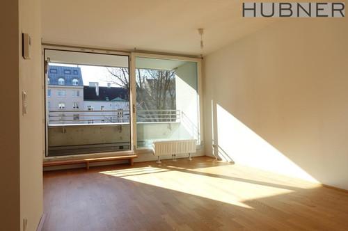 Sonnige Loggia-Wohnung mit Parkblick, zentrale Lage!!!