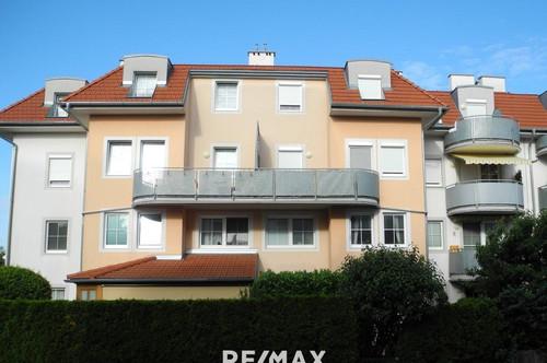Nähe Klinikum Baden - 3-Zimmer-Maisonette mit Balkon nach Westen