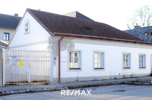"""""""Grundstück mit Haus in Gainfarn!"""""""