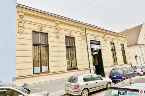 Traumhaft ZENTRAL gelegenes Retzer Stadt-Wohnhaus mit mehr als 200m2 Wfl. zu verkaufen!