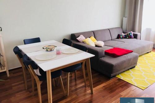 Sonnige Wohnung in beliebter Lage