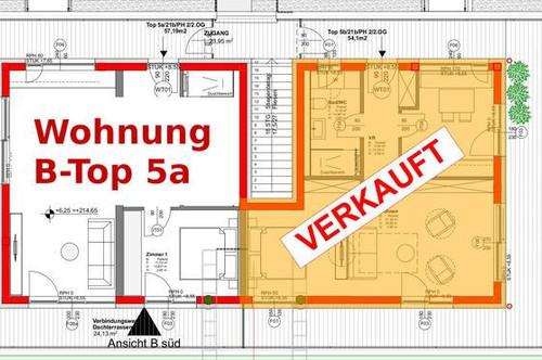 Provisionsfrei! Barrierefreie Penthousewohnung mit 58m² Dachterrasse!