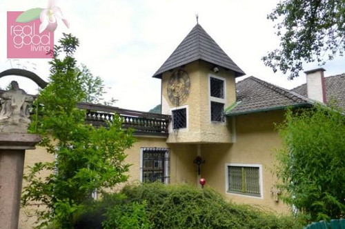 HERRSCHAFTLICHES LANDGUT, nahe Ybbs a.d.D., ca. 70.000 m² Wiesen und Waldgrund zu verkaufen