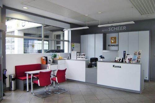 Geschäftshaus - Werkstätte - Waschbox