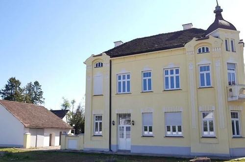 Residieren, stilvoll und elegant, Jugendstilvilla in Jennersdorf