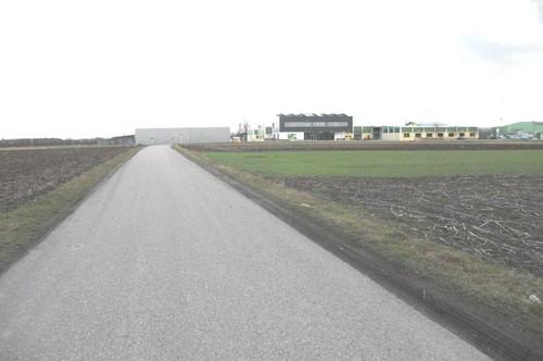 BAUGRUND für GEWERBE - Trasdorf, Gemeinde Atzenbrugg, Südwestliches Tullnerfeld Betriebsbaugrund zu kaufen