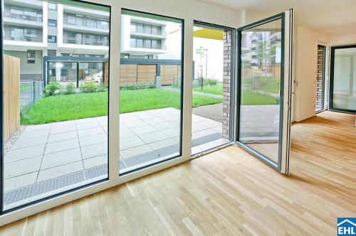 ++ Gartenwohnung auf 2 Ebenen in toller Lage ++ IU – idyllisch_urban, ruhig und exklusiv gelegen