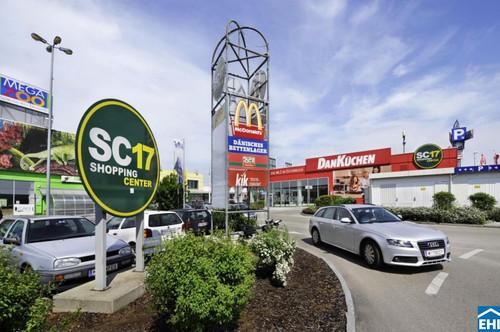 Geschäftsfläche im SC17
