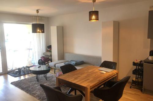 Charmante 2 Zimmer - Neubau Mietwohnung im Herzen von Mondsee mit 1 Loggia, Tiefgaragenplatz und Lift