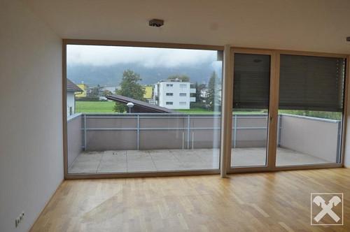 Dornbirn-Hatlerdorf: 3-Zimmerwohnung mit ca. 85 m² Wohnfläche, Terrasse und Tiefgaragenplatz
