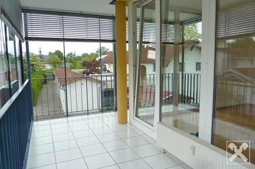 Dornbirn-Rohrbach: 3,5 Zimmer-Mietwohnung mit Wintergarten