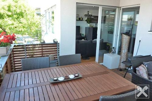 Dornbirn-Oberdorf: gepflegte 3-Zimmerwohnung mit Balkon und Carport