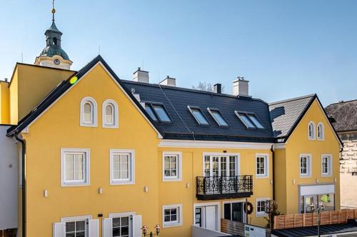 Revitalisiertes Biedermeier Schlössl im Bezirk Mödling - Moderne Designwohnungen im Altbau