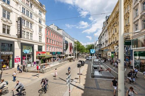 Flagship Store in Bestlage auf der Mariahilfer Straße