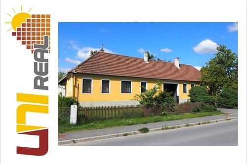 - UNI-Real - Bauernhaus mit viel Grund, Teich und Möglichkeiten
