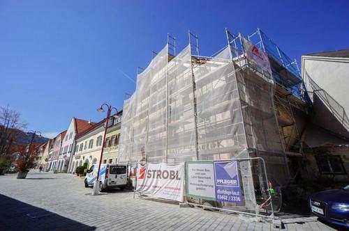 LEISTBARES WOHNEN im Zentrum von Frohnleiten - 2-Zimmer-Wohnung mit Terrasse neu saniert