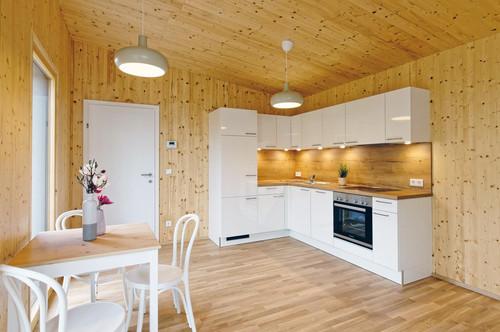 Kleinfamilienhaus in ruhiger Grünlage mieten – 48 m²