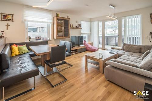 Moderne, geräumige 4-Zimmerwohnung in Saalfelden!
