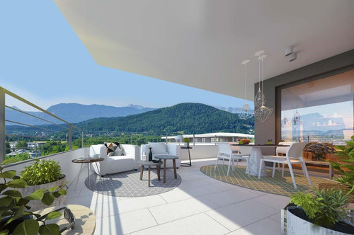 Top Penthouse im 7. Stock in Wörthersee Nähe