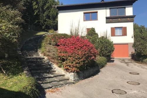 Ausblicke! - Einfamilienhaus mit traumhaftem Garten und Wald