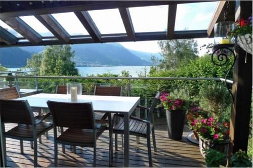 Traditionelles Landhaus mit modernem Wohnkomfort und Seeblick, ca. 300 m² Wfl., nahe dem See!!