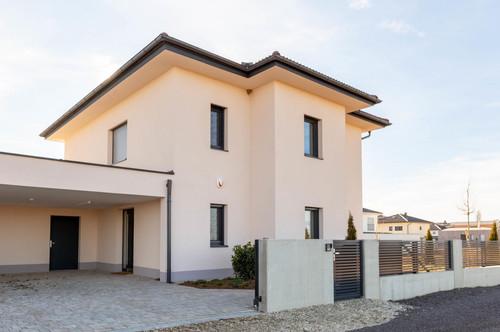 Neubau - modernes Einfamilienhaus mit Garten in Pixendorf nähe Tulln