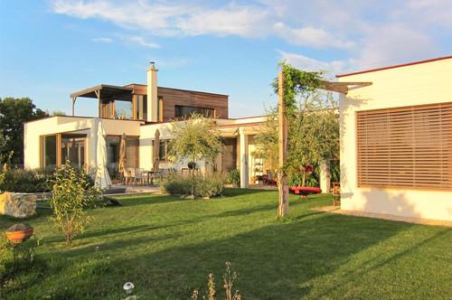 Geniale Bungalow-Architektur im Naturschutzgebiet