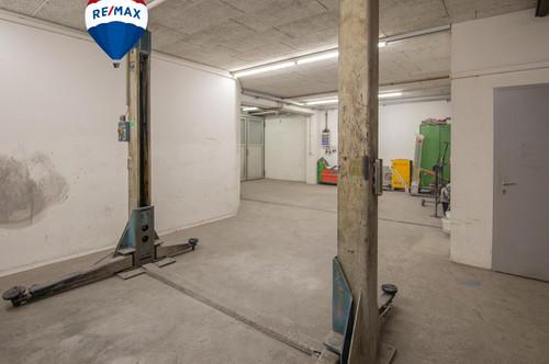 KFZ-Werkstatt/Spenglerei/Lackiererei variable Flächen in Hochfrequenzlage