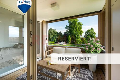 Neuwertige 3 Zimmerwohnung in toller Lage in Bregenz