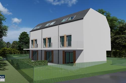"""""""Kit Paket"""" - Haus mit Garten - Niedrigenergie - Fertigteilhaus - Bad Deutsch Altenburg"""