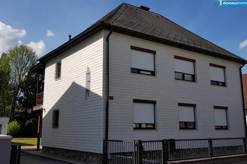 Schönes Großfamilien- oder Zweifamilienhaus mit gepflegtem Garten nahe Oberwart