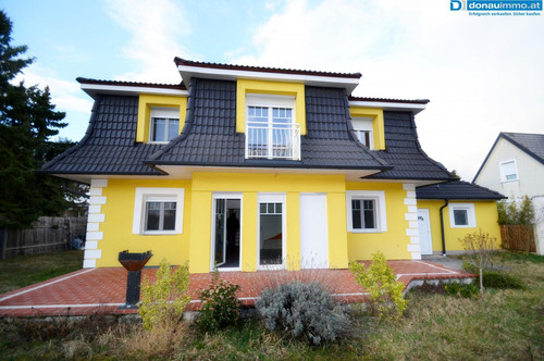 2604 Theresienfeld, Neuwertiges Einfamilienhaus in schöner Siedlungslage