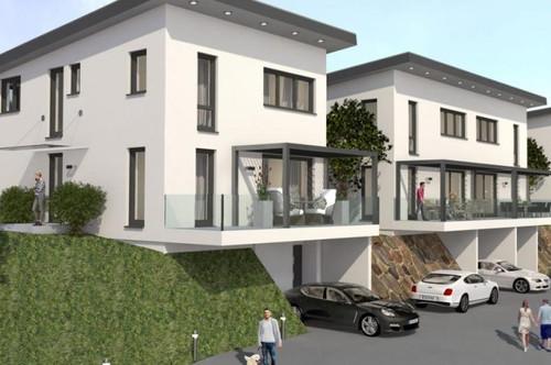 Moderne Doppelhaushälfte mit Vollkeller in St. Marein bei Graz/ hochwertige Ausstattung
