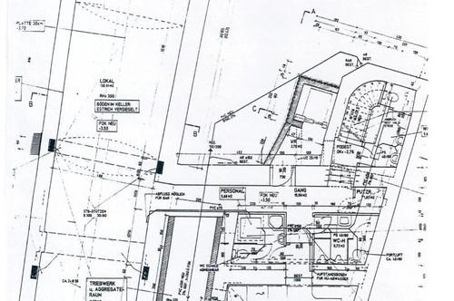 Nächst Servitenviertel: Clubbing Lokal gesucht? 270 m2 gewerbliche Fläche im Kellergeschoß in saniertem Altbau